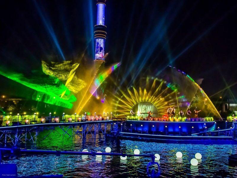 Первое шоу фестиваля «Круг света» будет транслироваться всети интернет