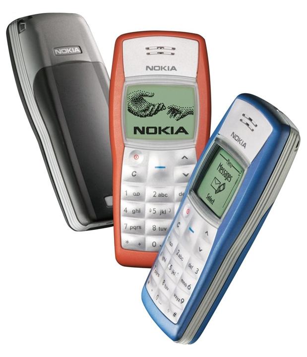 Телефоны нокиа - самые реализуемые вмире