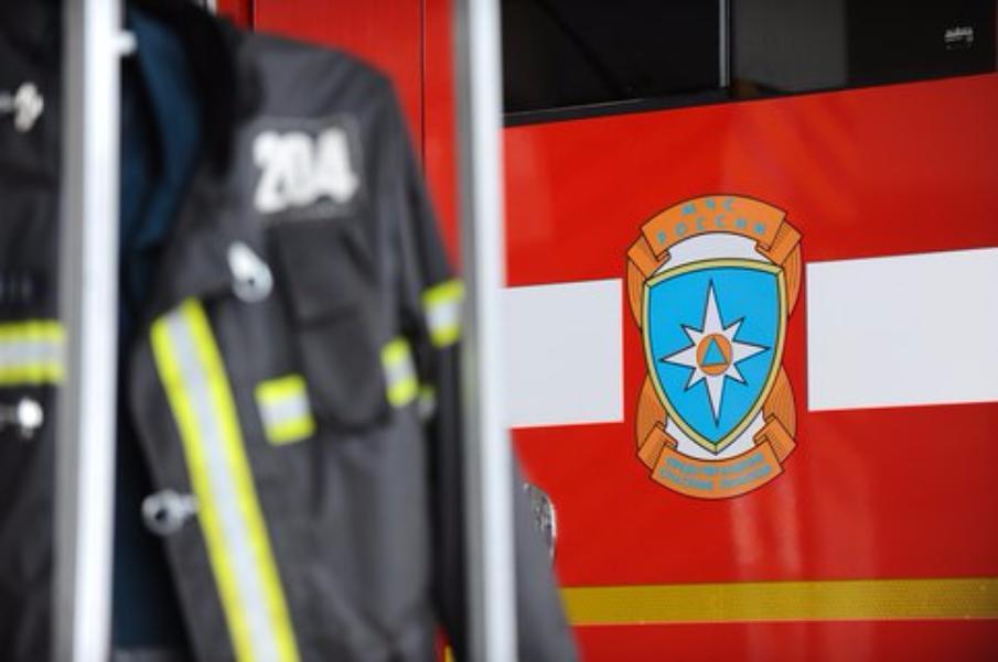 Два человека пострадали из-за пожара вЮЗАО