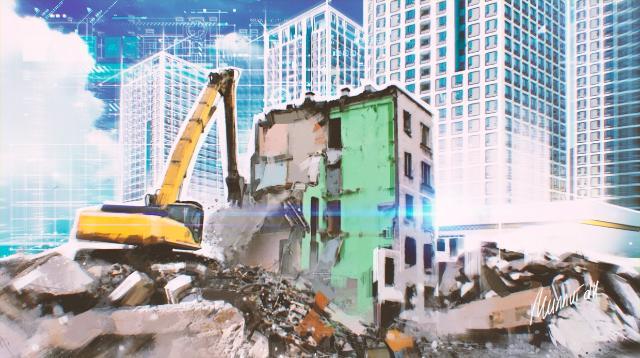 Стартовые площадки для программы реновации утвердили вБутырском районе