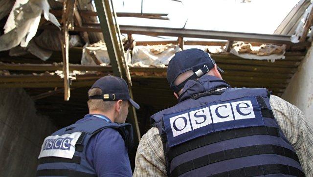 Российская Федерация отказалась предоставить доступ СММ ОБСЕ вКрыму