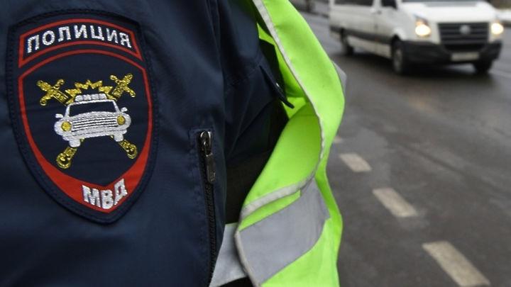 Работник мотополиции пострадал вДТП насевере столицы