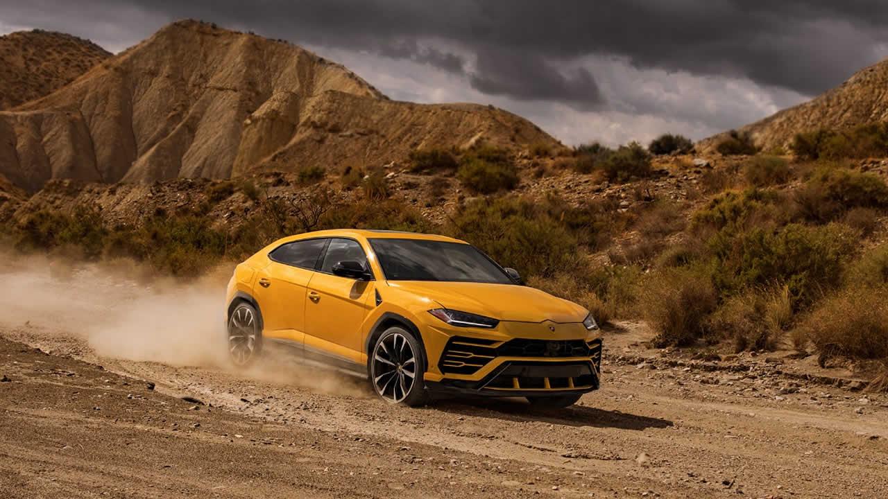 Продажи авто Lamborghini в РФ заметно увеличились