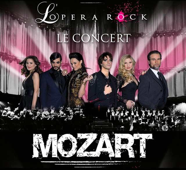 билеты на рок оперу Моцарт