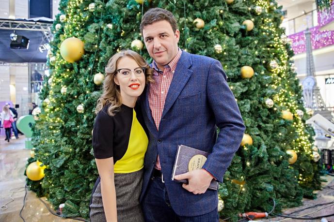 Ксения Собчак и Максим Виторган перестали скрывать имя своего малыша