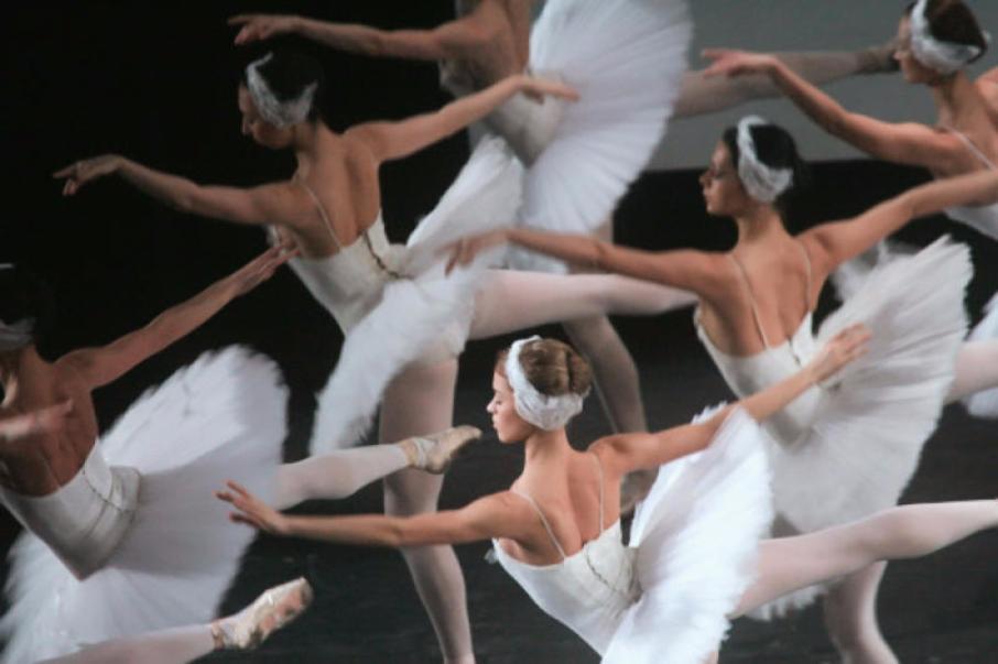 Конкурс артистов балета ихореографов открылся в столице России