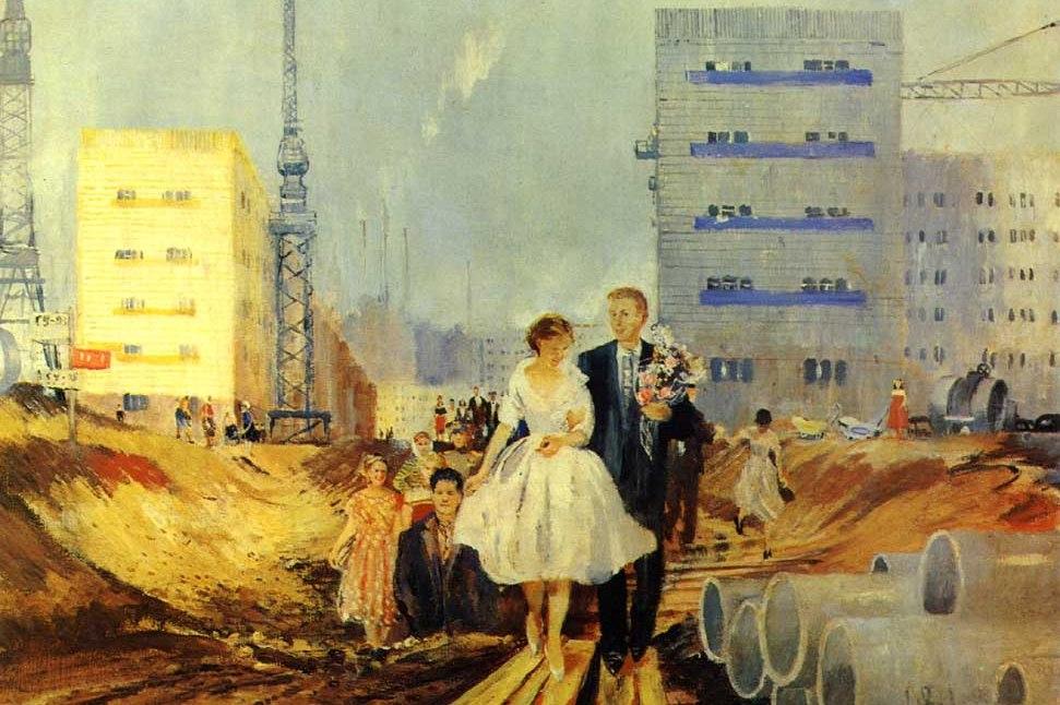 ВТретьяковской галерее открылась «Оттепель»
