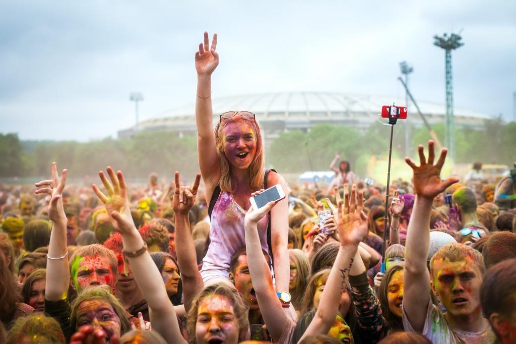 Массовые фестивали