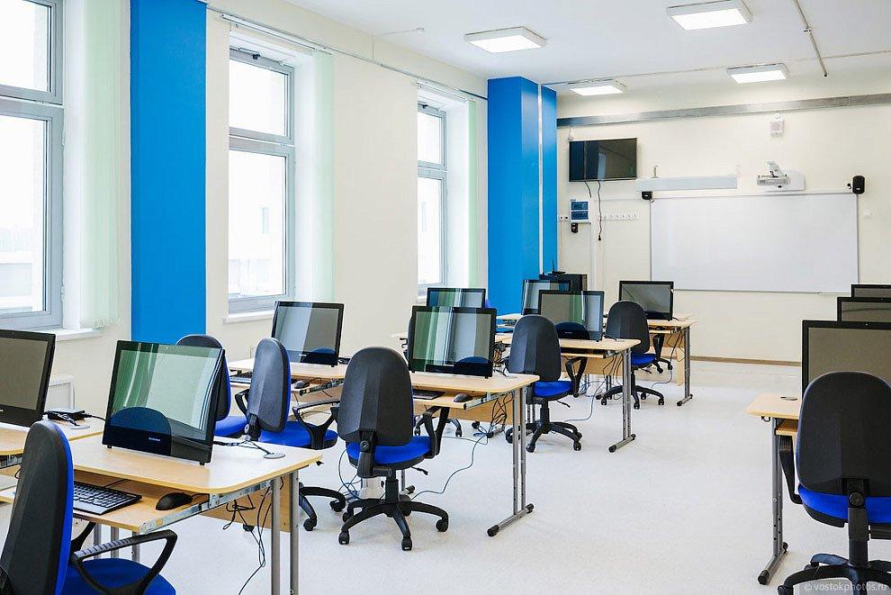 Москва создает школы будущего
