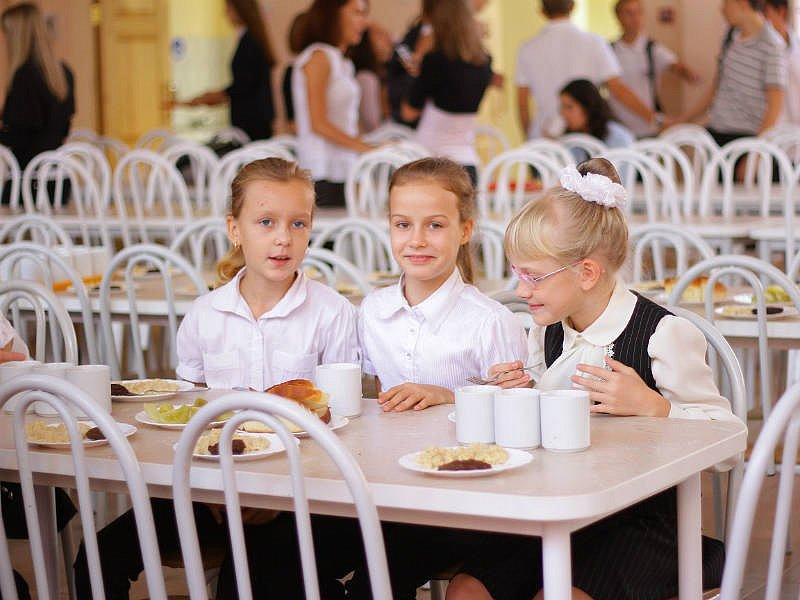 Москва показывает положительный пример в организации детского питания