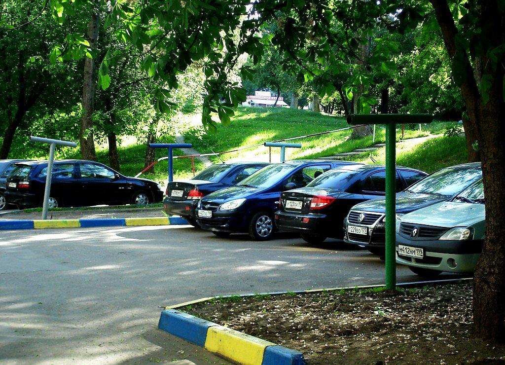 предпочел Как получить парковочное место возле дома ними
