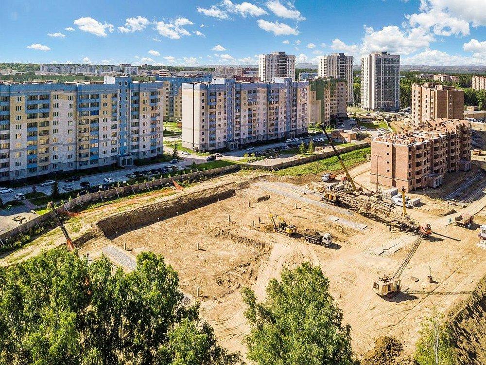 В Москве в Покровском-Стрешнево построят детский сад на 300 мест