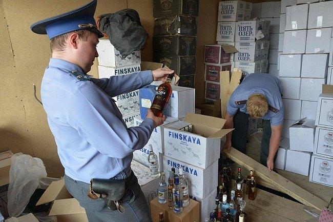 Назаконное изготовление и продажа пива