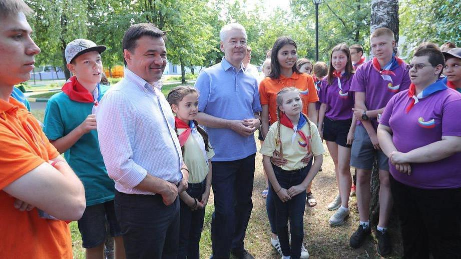Первым делом – безопасность! Власти Москвы инспектируют работу летних лагерей