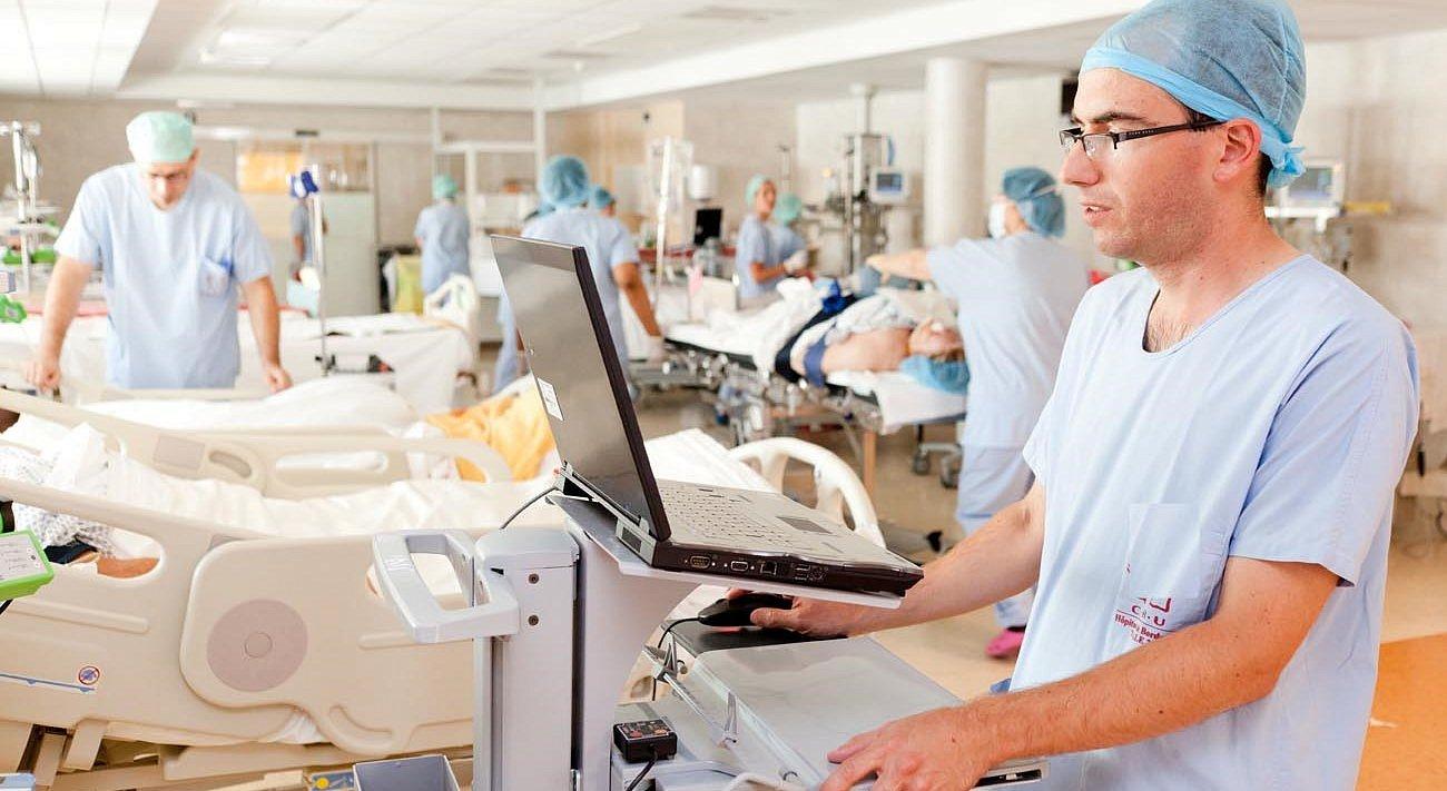 медицинские аппараты за границей покупка принцип работы