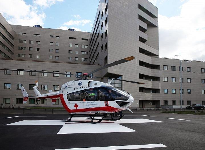 Начало положено: новый корпус с вертолетной площадкой появится на территории Боткинской больницы