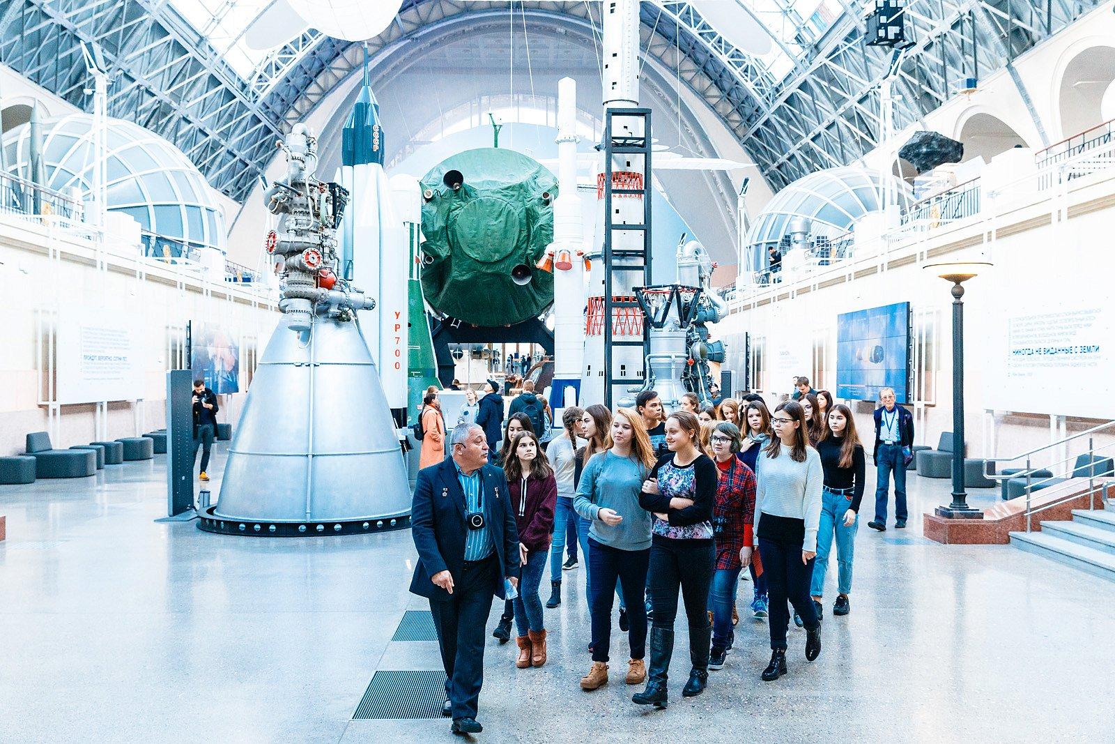 «Траектория взлета»: В Москве открылся новый технопарк для юных авиаторов