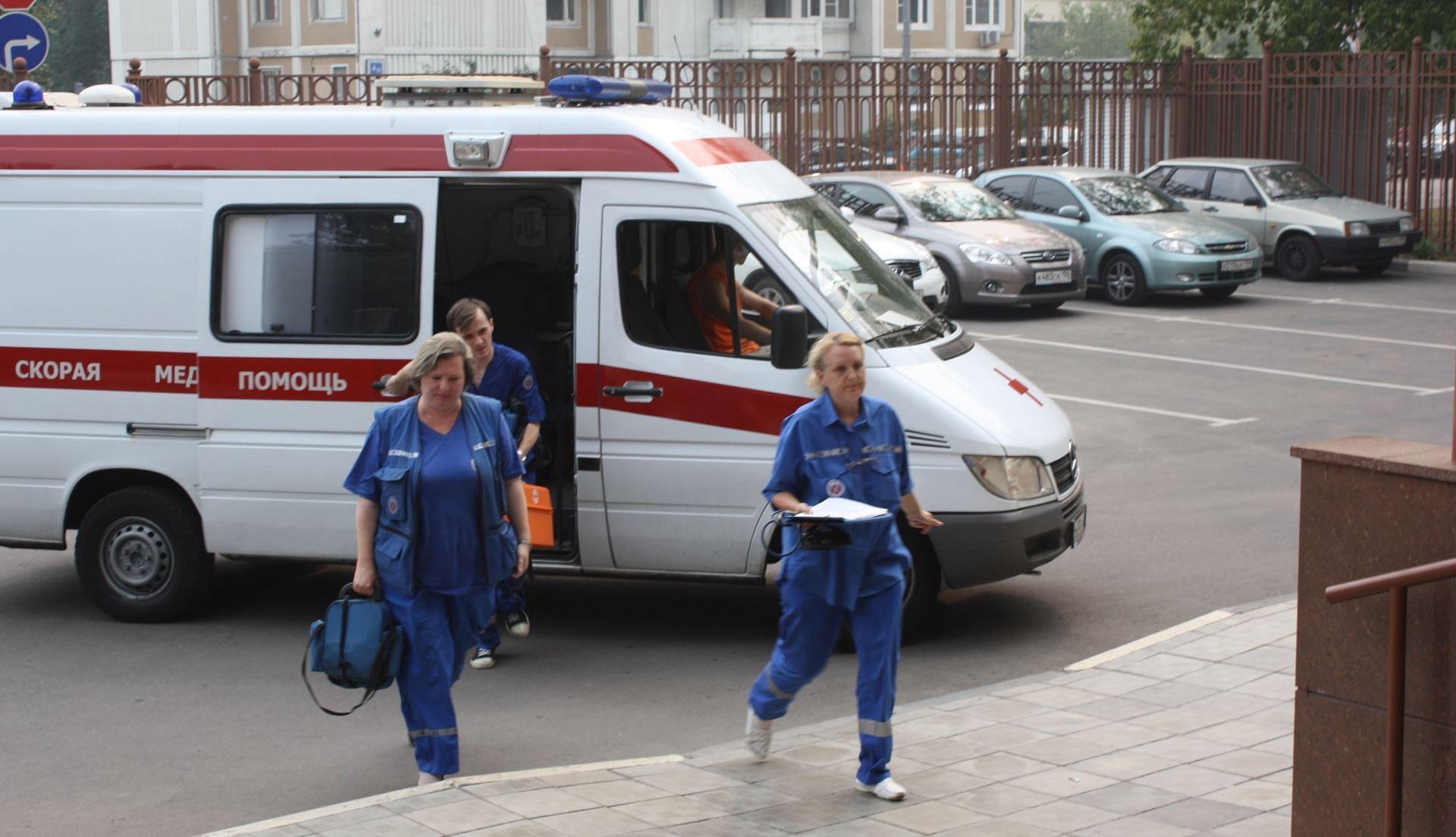 фельдшер скорой помощи вакансии санкт петербург таких