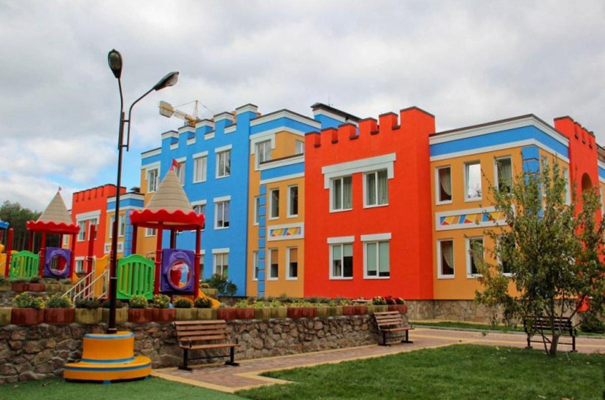 В Москве растет количество детских садов нового поколения