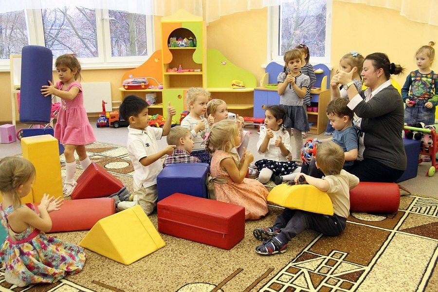 В детский сад с 2 лет и 4 месяцев: в Москве начнут принимать малышей раньше