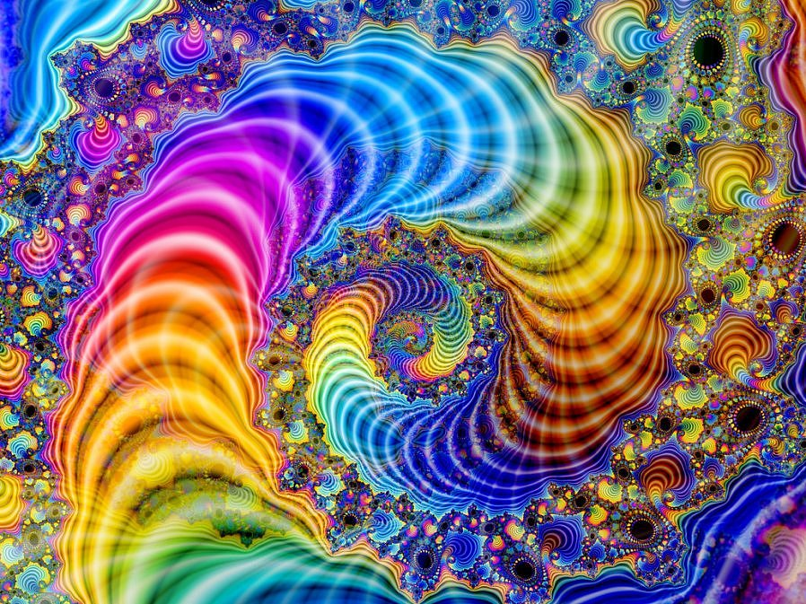 fractal geometry is not only about the world of mathematics